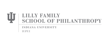 Lilly Family School of Philanthropy logo